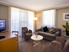 Adina Apartment Hotel Coogee Logo and Images