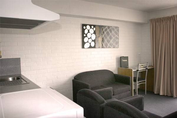 Adina Place Motel Apartments Logo and Images