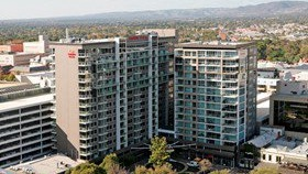 Crowne Plaza Adelaide Logo and Images