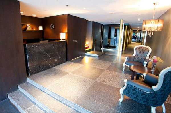 Kirketon Hotel Sydney - by 8Hotels Logo and Images