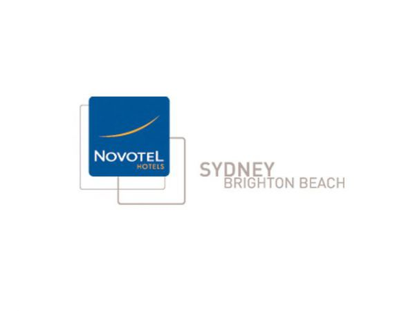 Novotel Sydney Brighton Beach Logo and Images