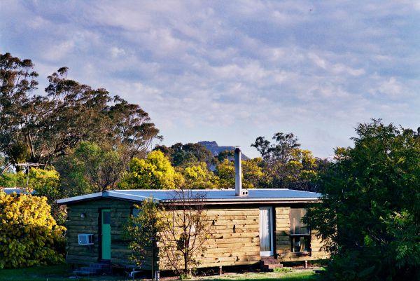 Mount Zero Log Cabins Image
