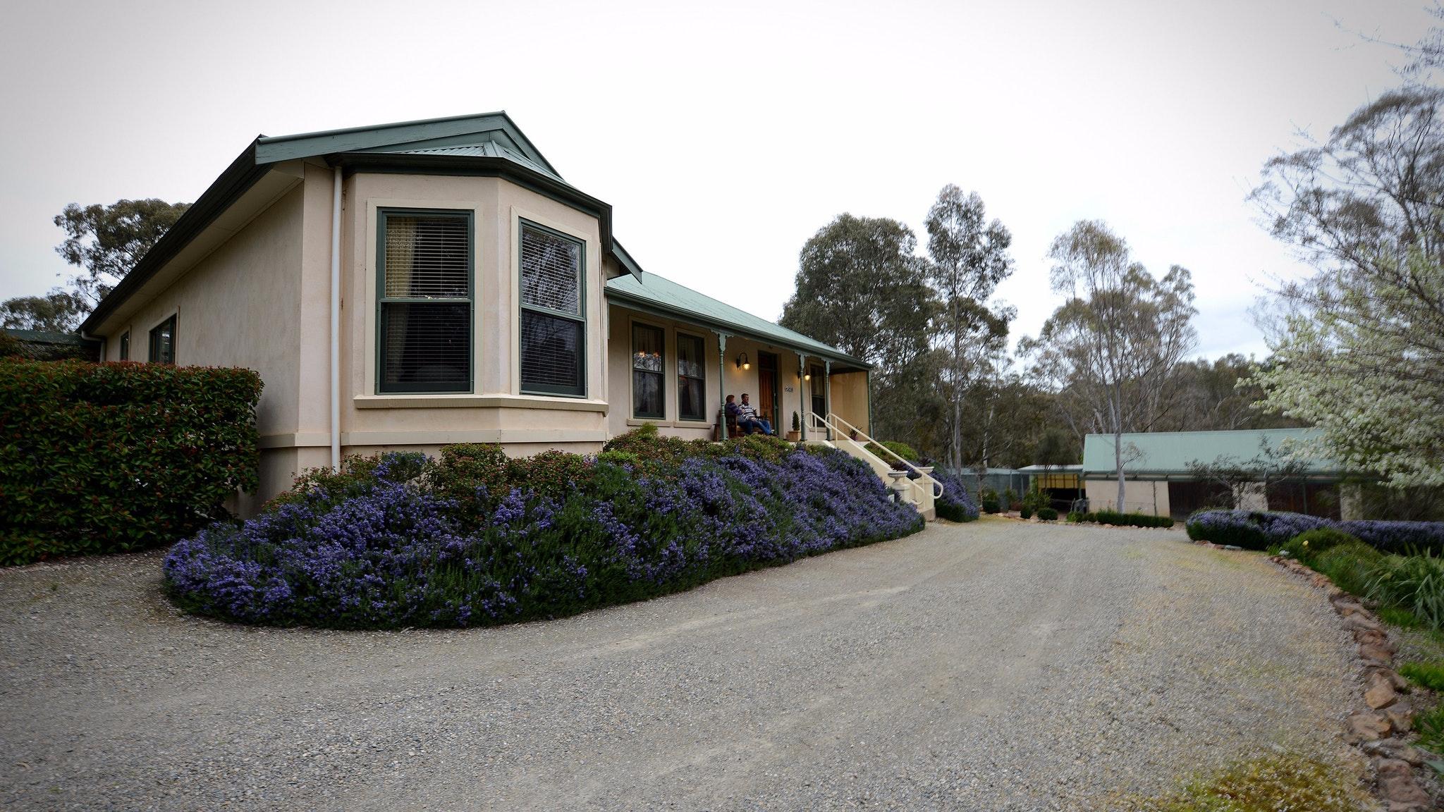 St Helen's Guest Suite Image