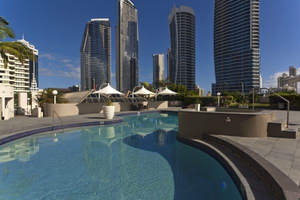 Novotel Surfers Paradise Logo and Images