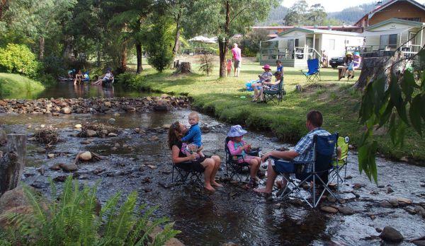 Marysville Caravan and Holiday Park Image
