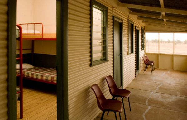 Mount Wood Shearers Quarters Image