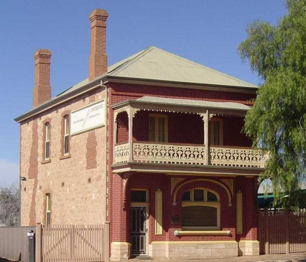 Savings Bank of South Australia - Old Quorn Branch Image
