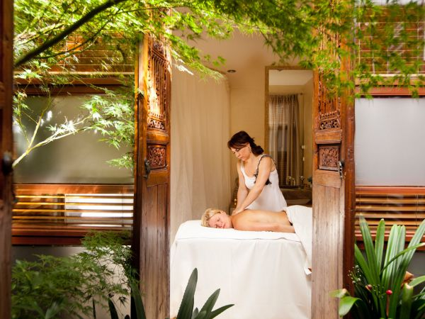 Samadhi Spa and Wellness Retreat Image