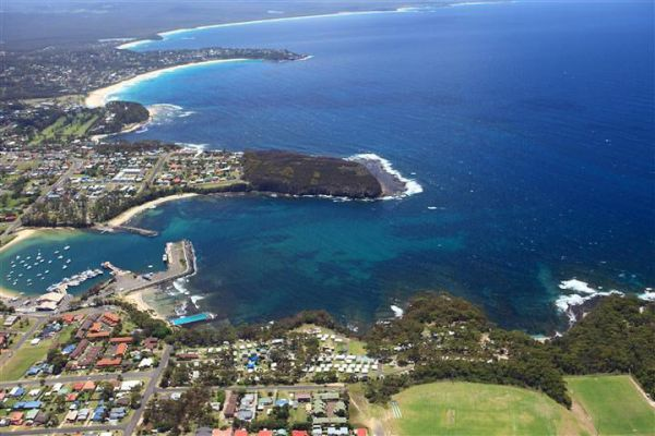 Ulladulla Headland Holiday Park Image