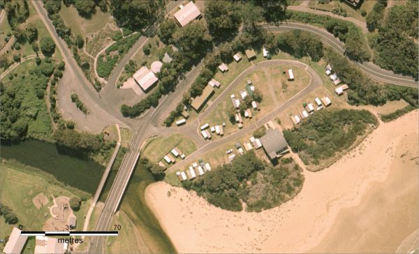 Wye River Beachfront Campground Image