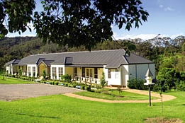 Avoca Valley Bed & Breakfast Logo and Images