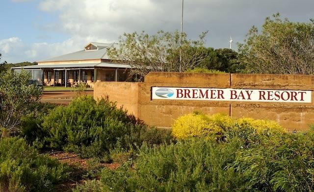 Bremer Bay Resort Logo and Images