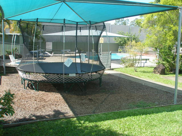 Caboolture River Caravan Park Logo and Images