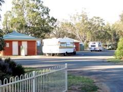 Charlton Travellers Rest Ensuite Caravan Park