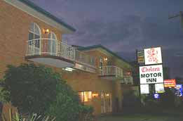 Chelsea Motor Inn Logo and Images