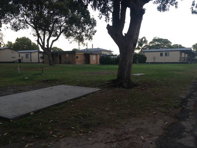Clarence Head Caravan Park Iluka Logo and Images