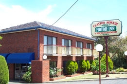 Clayton Monash Motor Inn & Serviced Apartments Logo and Images