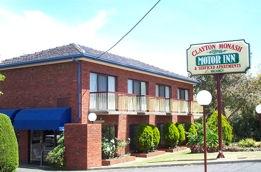 Clayton Monash Motor Inn & Serviced Apartments Logo and Images