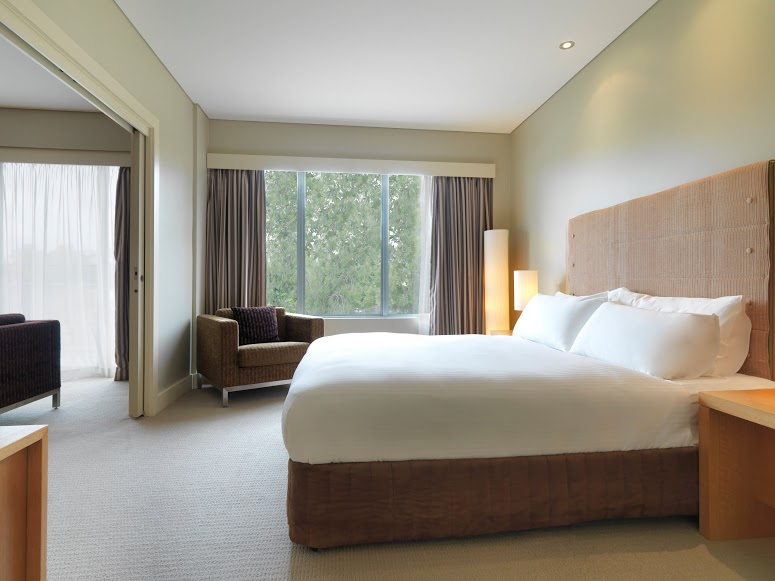 Crowne Plaza Hunter Valley Logo and Images