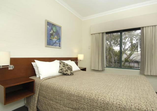 Darby Park Serviced Residences Subiaco Logo and Images