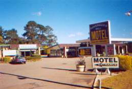 Governors Hill Motel Logo and Images