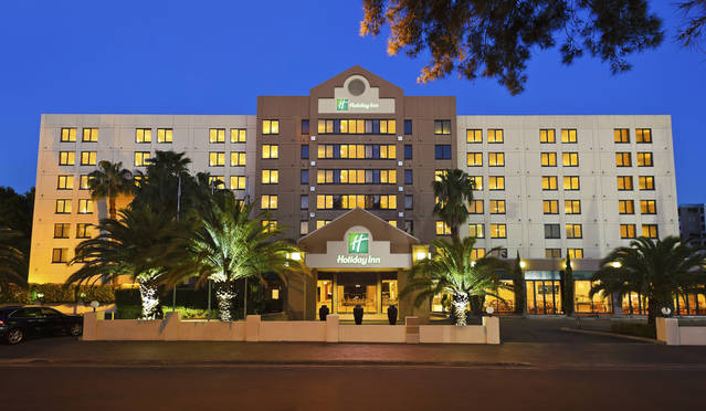 Holiday Inn Parramatta Logo and Images