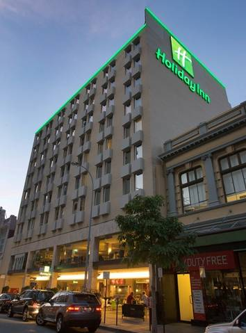 Holiday Inn Perth City Centre Logo and Images