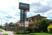 Hunter Valley Motel Logo and Images