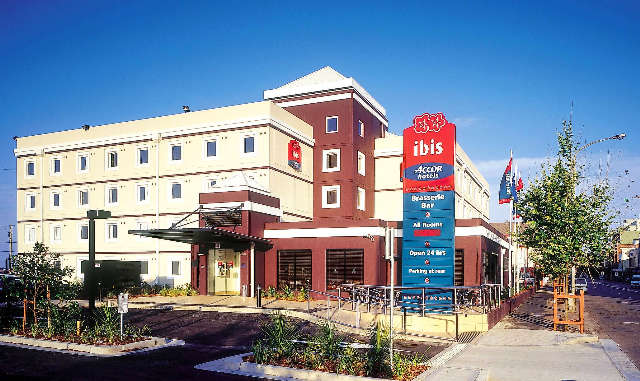 Ibis Newcastle Logo and Images