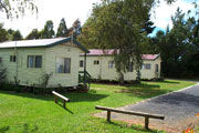 Jenolan Caravan Park Oberon Logo and Images