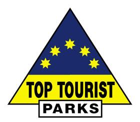 Lake Tinaroo Holiday Park Logo and Images