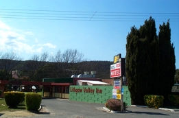 Lithgow Valley Motel Logo and Images