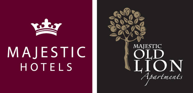 Majestic Old Lion Apartments Logo and Images