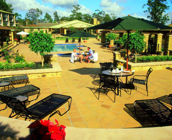 Mercure Resort Hunter Valley Gardens Logo and Images