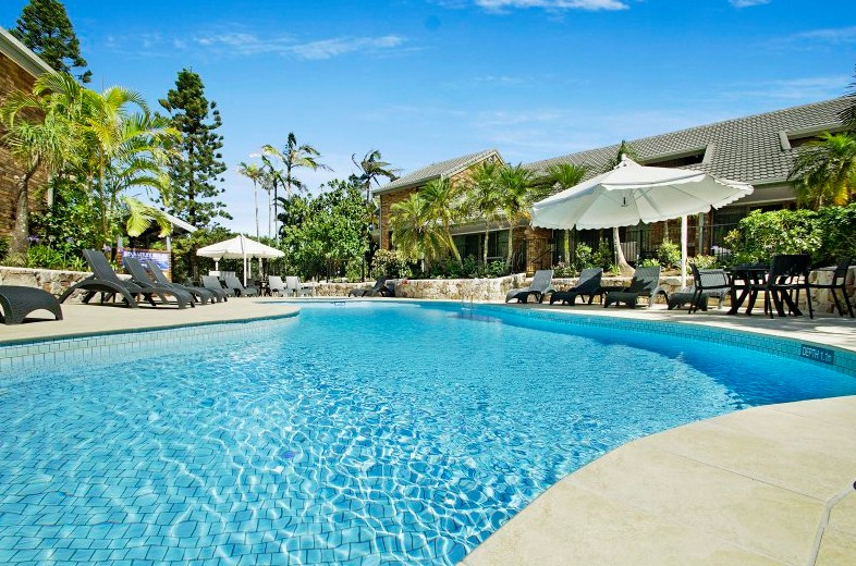 Glen Eden Beach Resort Image