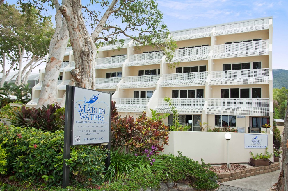 Marlin Waters Beachfront Apartments Image