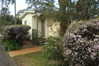 Mittagong Caravan Park Logo and Images