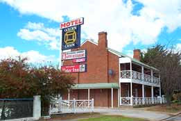 Molong Motor Inn Logo and Images