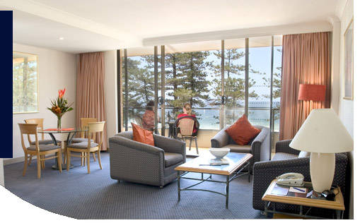 Novotel Sydney Manly Pacific Logo and Images