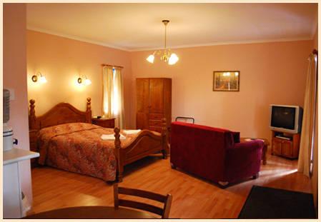 Osteria Sanso Restaurant & Accommodation Image