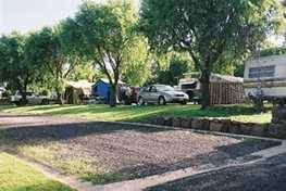 Poplar Caravan Park Logo and Images