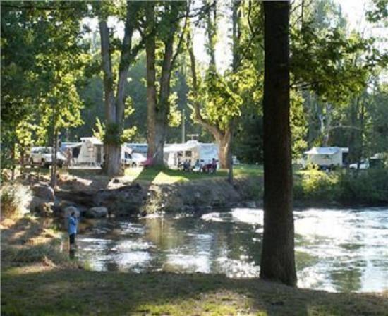 Riverglade Caravan Park Image