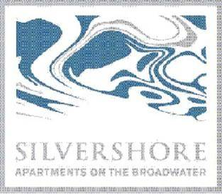 Silvershore Apartments Logo and Images