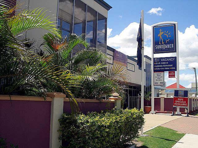 Sundowner Rockhampton Motel Image