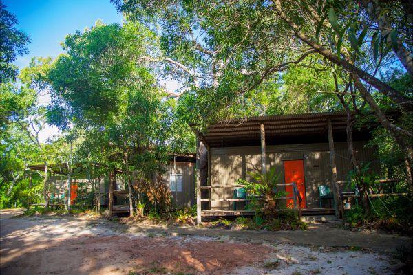 Cape York Camping Punsand Bay