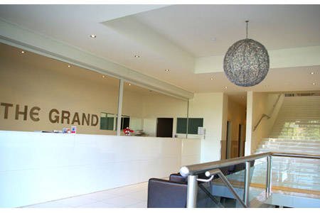 The Grand Motel Logo and Images