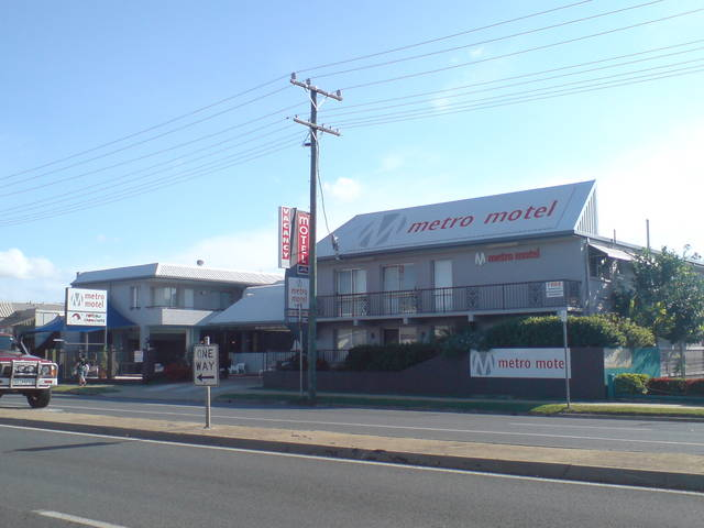 The Metro Motel Rockhampton Image