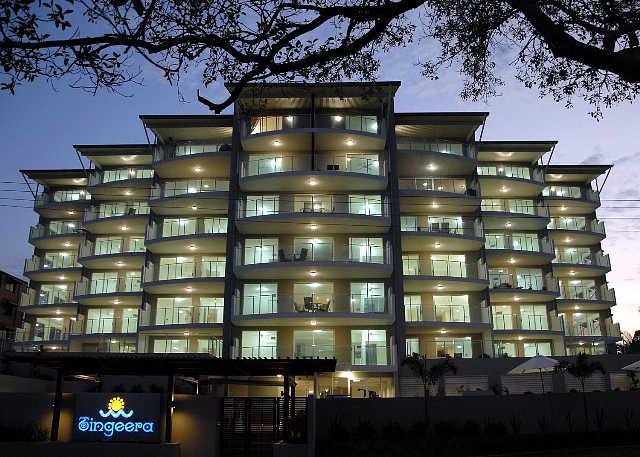 Tingeera Luxury Beachfront Apartments Image