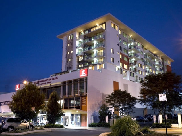 Toowoomba Central Plaza Apartment Hotel Image