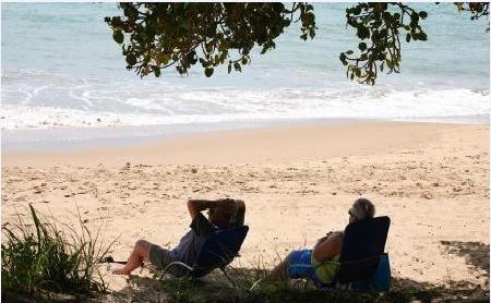 Torquay Beachfront Tourist Park Image